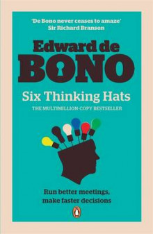 Six Thinking Hats av Edward de Bono (Heftet)