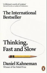 Omslag - Thinking, fast and slow