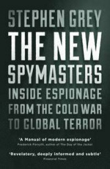 Omslag - The New Spymasters, TheTerror,
