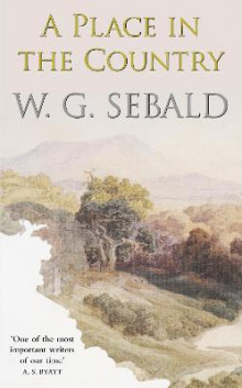 A Place in the Country av W. G. Sebald (Heftet)