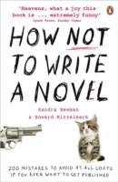 How NOT to Write a Novel av Howard Mittelmark og Sandra Newman (Heftet)
