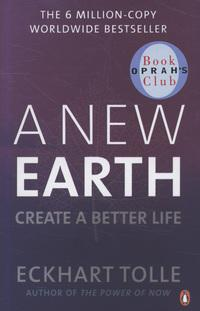A new earth av Eckhart Tolle (Heftet)
