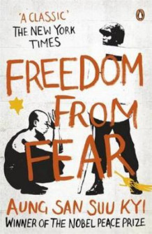 Freedom from fear av San Suu Kyi Aung (Heftet)