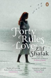 The forty rules of love av Elif Shafak (Heftet)