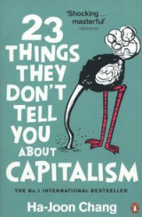 Omslag - 23 things they don't tell you about capitalism