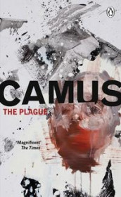 The plague av Albert Camus (Heftet)