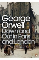 Omslag - Down and Out in Paris and London