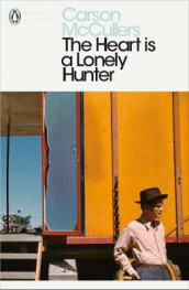 The heart is a lonely hunter av Carson McCullers (Heftet)