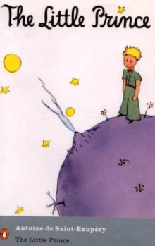 The little prince ; Letter to a hostage av Antoine de Saint-Exupéry (Heftet)