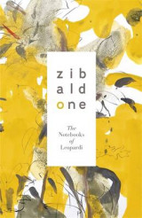 Omslag - Zibaldone: The Notebooks of Leopardi