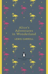 Omslag - Alice's adventures in Wonderland and, Through the looking glass