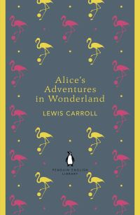 Alice's adventures in Wonderland and, Through the looking glass av Lewis Carroll (Heftet)