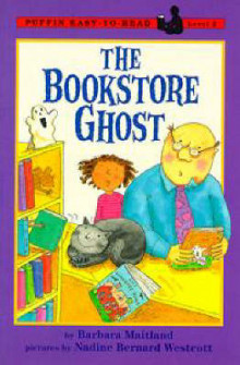 The Bookstore Ghost av Barbara Maitland (Heftet)