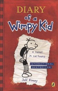Diary of a wimpy kid av Jeff Kinney (Heftet)