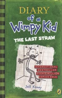 The last straw av Jeff Kinney (Heftet)