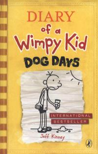 Dog days av Jeff Kinney (Heftet)