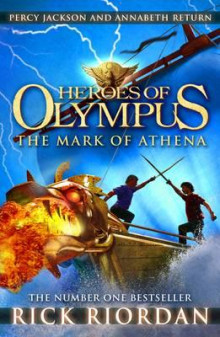 The mark of Athena av Rick Riordan (Heftet)