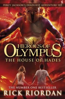 The house of Hades av Rick Riordan (Heftet)