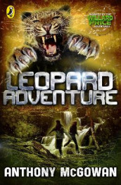 Willard Price: Leopard Adventure av Anthony McGowan (Heftet)