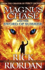 Omslag - Magnus Chase and the sword of summer