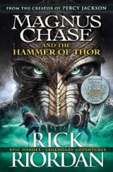 Omslag - Magnus Chase and the hammer of Thor