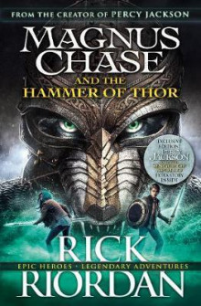 Magnus Chase and the hammer of Thor av Rick Riordan (Heftet)