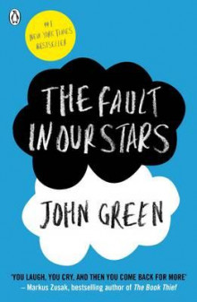 The fault in our stars av John Green (Heftet)