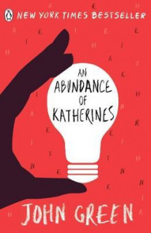 An abundance of Katherines av John Green (Heftet)
