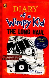 The long haul av Jeff Kinney (Heftet)