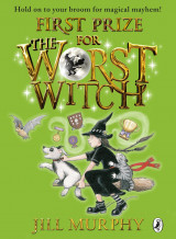 Omslag - First prize for the worst witch