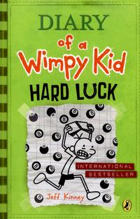 Hard luck av Jeff Kinney (Heftet)