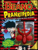 Omslag - The Beano: Prankipedia