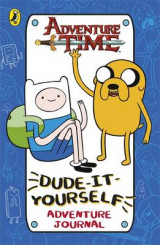 Omslag - Adventure Time: Dude-It-Yourself Adventure Journal