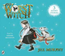 The Worst Witch Saves the Day; The Worst Witch to the Rescue and The Worst Witch and the Wishing Star av Jill Murphy (Lydbok-CD)