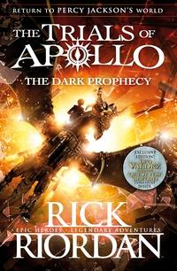 The dark prophecy av Rick Riordan (Heftet)