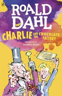 Charlie and the chocolate factory av Roald Dahl (Heftet)