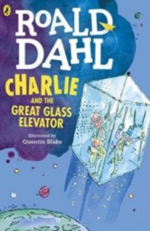 Charlie and the great glass elevator av Roald Dahl (Heftet)
