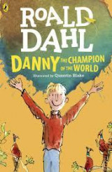 Omslag - Danny, the champion of the world