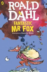 Omslag - Fantastic Mr. Fox