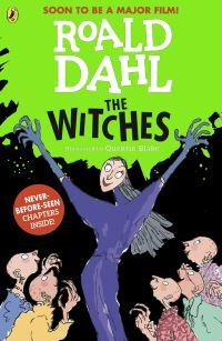 The witches av Roald Dahl (Heftet)