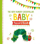 Omslag - The Very Hungry Caterpillar Baby Record Book