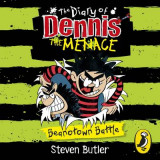 Omslag - The Diary of Dennis the Menace: Beanotown Battle (book 2)
