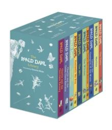 The Roald Dahl centenary boxed set av Roald Dahl (Innbundet)