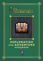 Omslag - Terraria: Exploration and Adventure Handbook