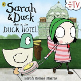 Omslag - Sarah and Duck Stay at the Duck Hotel