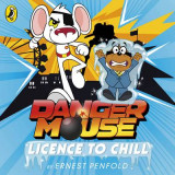 Omslag - Danger Mouse: Licence to Chill: Case Files Fiction Book 1