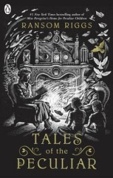 Omslag - Tales of the peculiar