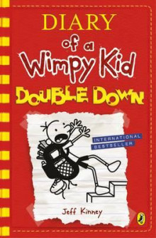 Double down av Jeff Kinney (Innbundet)