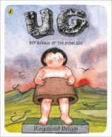 Omslag - UG: Boy Genius of the Stone Age and His Search for Soft Trousers