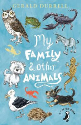 Omslag - My Family and Other Animals